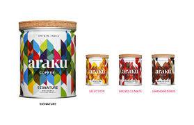Araku-Coffee From Coorg India