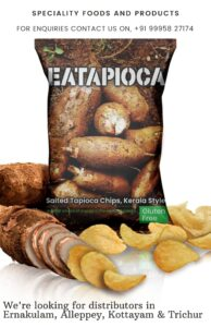 Eatapioca Snacks Kerala