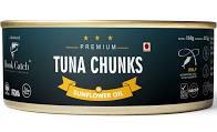 Hook Catch Tuna Chunks