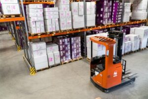 Inventory-Management-with-Fork-lift