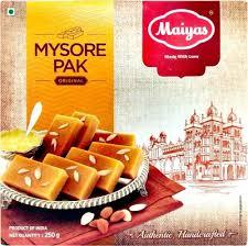 Maiyas-sweets-and-snacks-Mysore-Pak