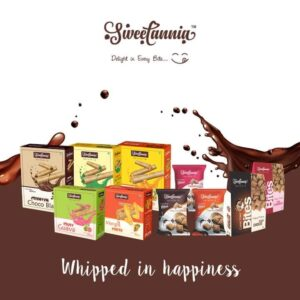 Sweetannia Range of food products